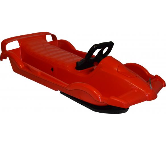 Aga Kormányozható Bob Formula piros