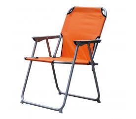 Linder Exclusiv Krzesło ogrodowe turystyczne OXFORD PO2600O Orange