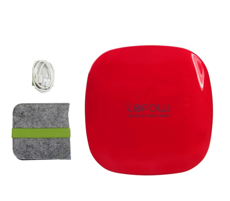 Lepow Moonstone 6000 mAh Red