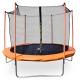 Aga SPORT FIT Trampolína 305 cm Orange + vnitřní ochranná síť + žebřík