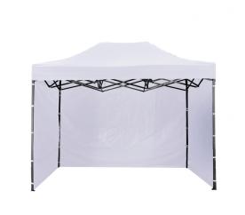 Aga Predajný stánok 3S POP UP 2x3 m White