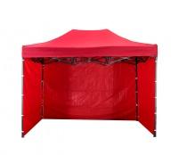 Aga Predajný stánok 3S PARTY 3x4,5 m Red