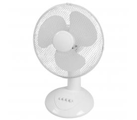 Linder Exclusiv Stolní ventilátor 30 cm White