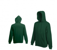 Fruit Of The Loom HOODED SWEAT Classic Olive