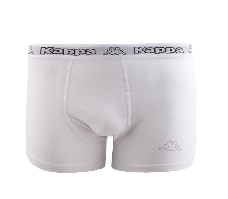 Kappa Boxerky SKIN QX110 White