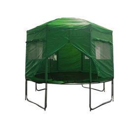 Aga Stan na trampolínu 366 cm (12 ft) Dark Green