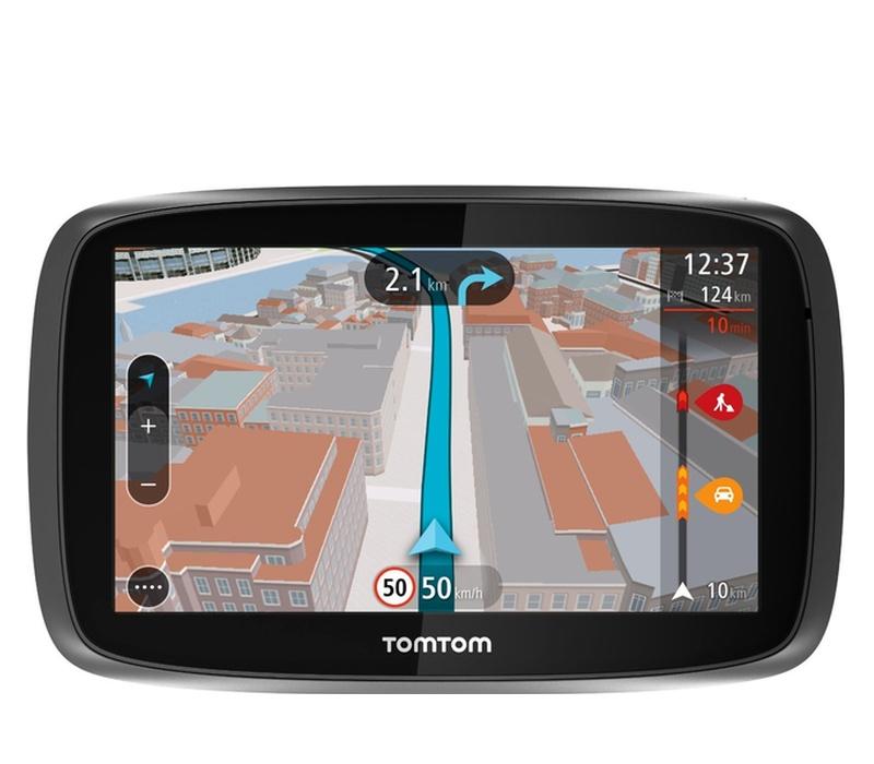 TomTom GPS navigácia GO 500 Europe