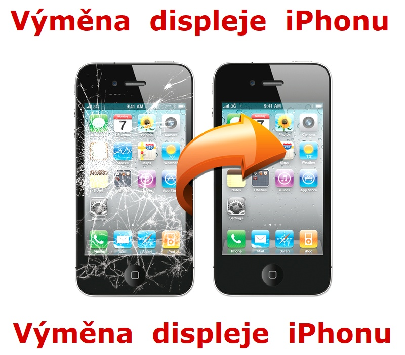 Výmena displeja Apple iPhone - VYBRAŤ MODEL