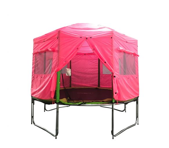 Aga Stan na trampolínu 366 cm (12 ft) Pink