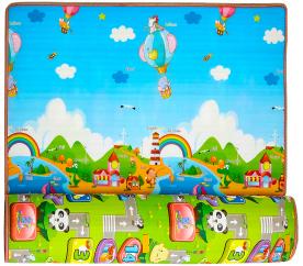 Aga4Kids Detská penová hracia podložka 150*180 cm MR117
