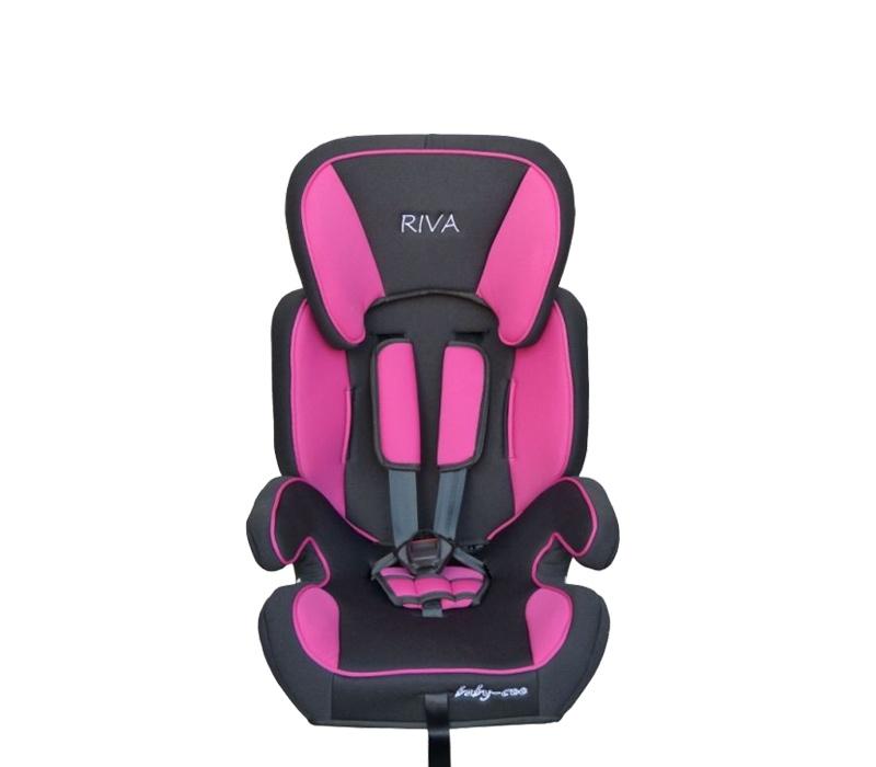 Baby Coo autosedačka RIVA 2018 Black Pink