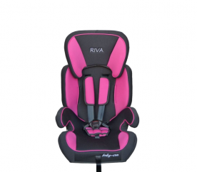 Baby Coo autosedačka RIVA Black Pink