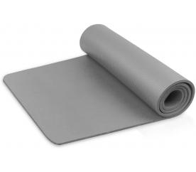Linder Exclusiv podložka na cvičenie YOGA Grey 180x80x1 cm