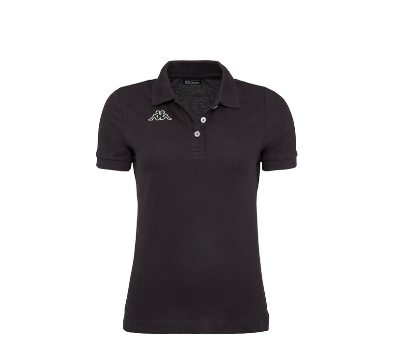 Kappa Polo LIFE Black Green