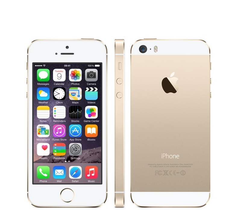 Apple iPhone 5S 32GB Gold Kategórie: B