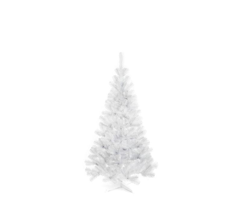 Aga Vianočný stromček JEDĽA Biela 120 cm
