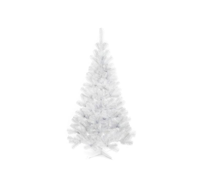 Aga Vianočný stromček JEDĽA Biela 160 cm