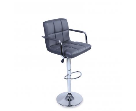 Tresko Barová židle s područkami BH015 Grey