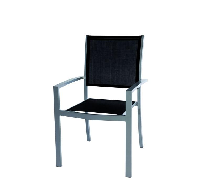 Linder Exclusiv Záhradná stolička ALU MC330862