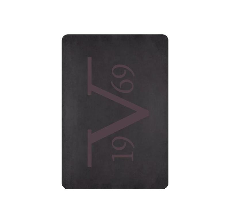 Versace 19.69 takaró FLEECE 200x150 cm C39 Black - Aga24 7b7fa4a239