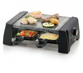 Raclette gril pro 4 osoby - 2v1 - DOMO DO9187G - DOMO