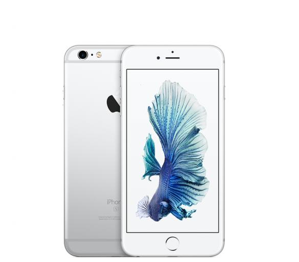 Apple iPhone 6S 32GB Silver Kategorie: B