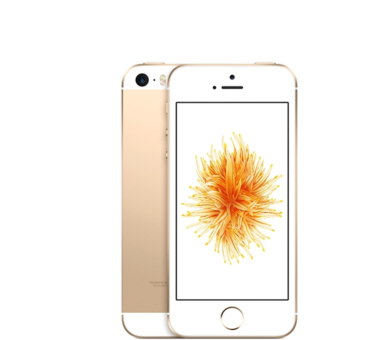 Apple iPhone SE 64GB Gold Kategorie: B