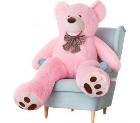 Aga4Kids Plyšový medvěd 160 cm Amigo Pink