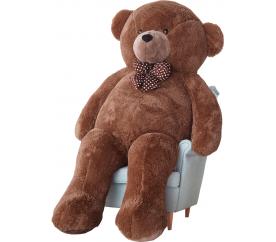 Aga4Kids Plyšový medvěd 220 cm Bueno Brown