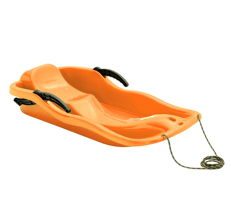 Aga4Kids Bob RACE oranžový