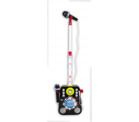 Karaoke s 2 mikrofony a hracím boxem