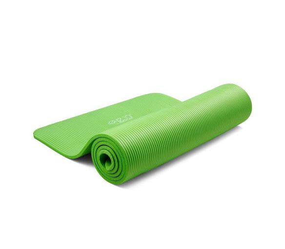 4FIZJO Podložka na cvičení NBR Green