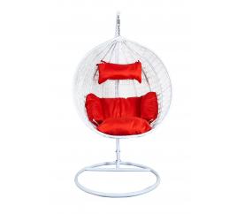 Aga függő szék ORTA White - Red