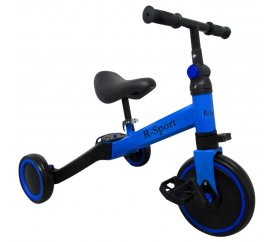 R-Sport Odrážedlo 3v1 P8 Modré
