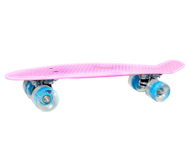 Aga Skateboard RETRO 7414 Pink