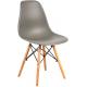 Aga Jedálenská stolička Grey