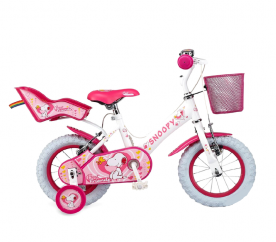 "Injusa SNOOPY 12"" White 2016 gyermekkerékpár"