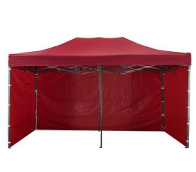 Aga Prodejní stánek 3S POP UP 3x6 m Red