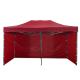 AGA kerti sátor 3F POP UP (3x6m) Red