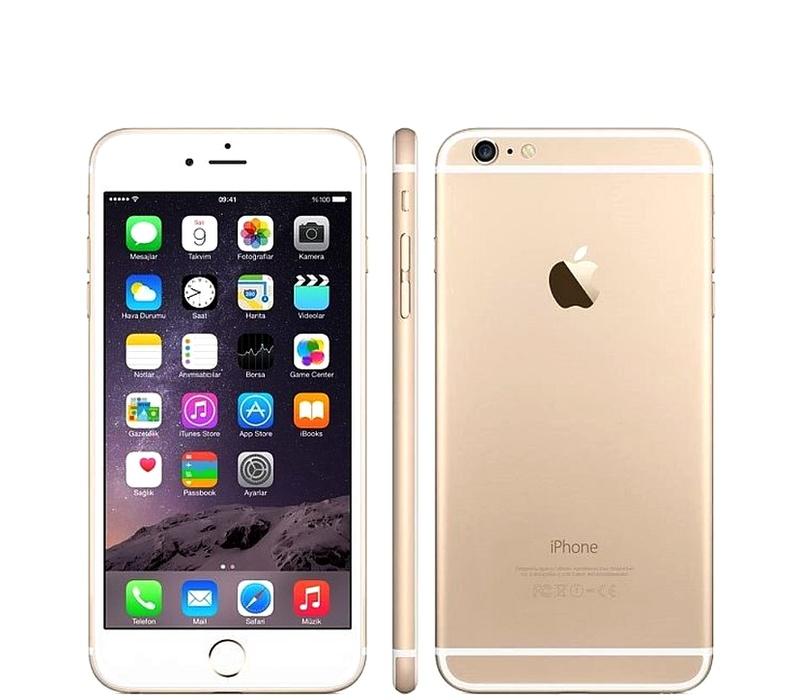 Apple iPhone 6 64GB Gold Kategorie: B