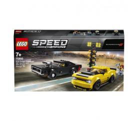 Lego Speed Champions 2018 Dodge Challenger SRT Demon a 1970