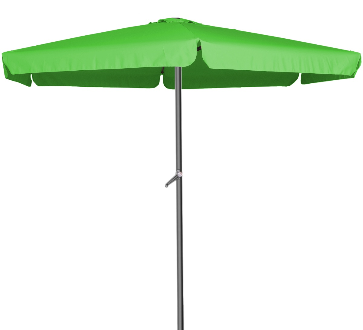 Linder Exclusiv Slunečník MC2012LG 400 cm Lime Green