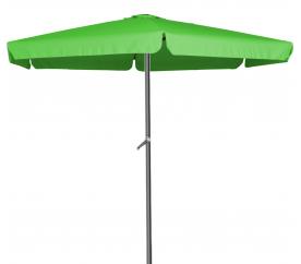 Linder Exclusiv Slunečník 400 cm Lime Green