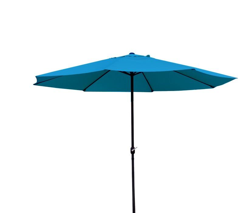 Aga Slnečník CLASSIC 400 cm Turquoise