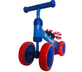 R-Sport Rowerek biegowy R10 Blue-Red