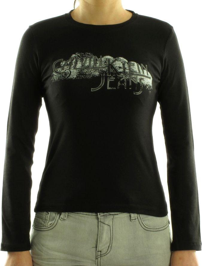 CALVIN KLEIN Dámské tričko cwp92b Noir - Svět trampolín e404cc5a07