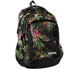 Paso iskolai hátizsák Flowers