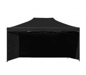 Aga Prodejní stánek 3S POP UP 3x4,5 m Black