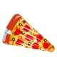 Aga4Kids felfújható PIZZA