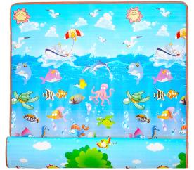 Aga4Kids Dětská pěnová hrací podložka 150x180 cm MR103